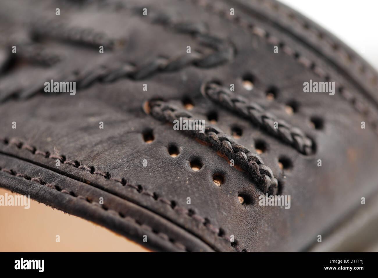 9e80e99b332 Traditional Arabic slippers shot against a white background Stock ...