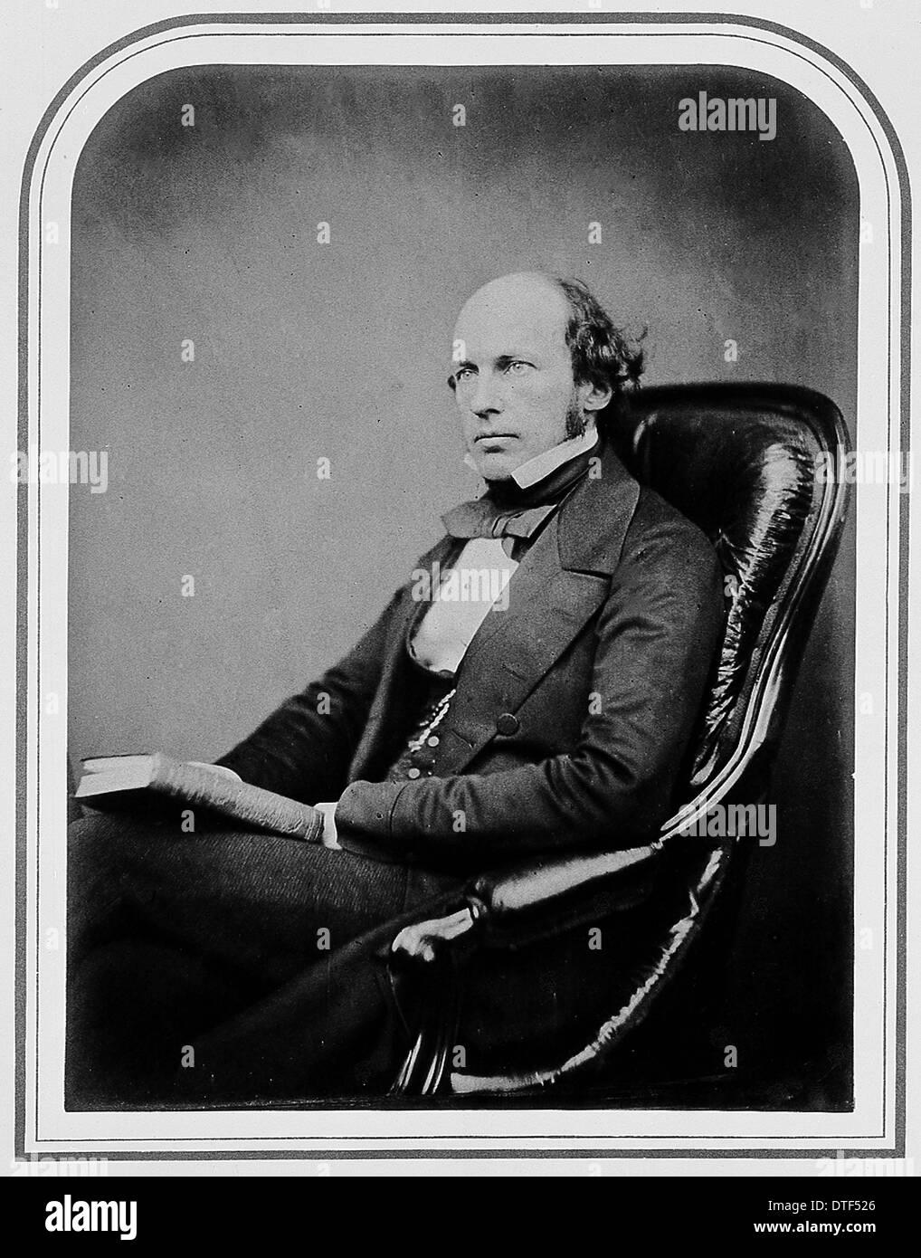 William Benjamin Carpenter (1813-1885) - Stock Image