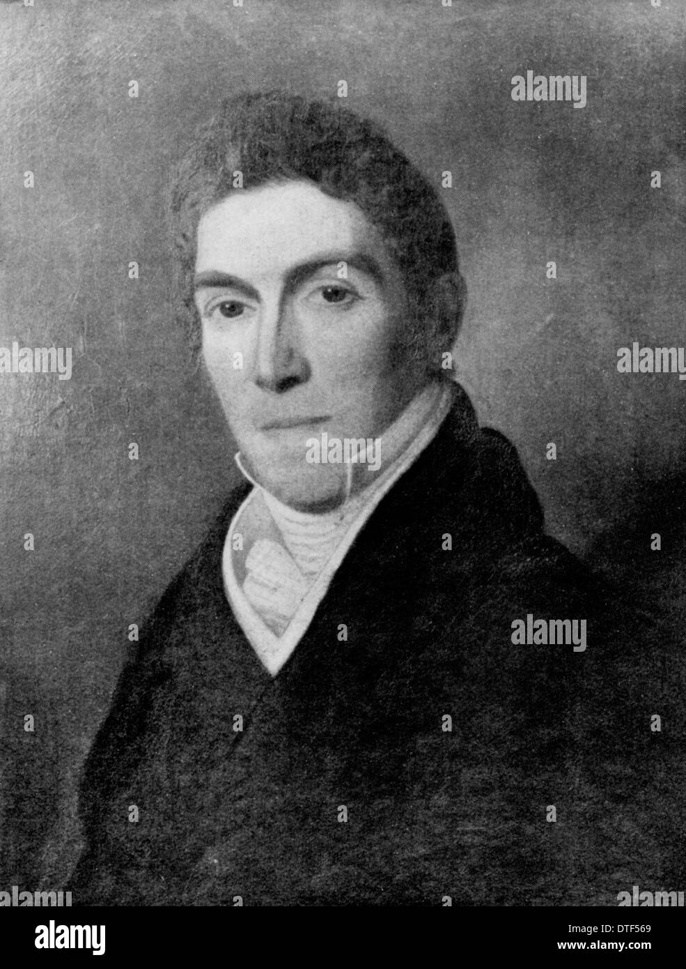 Gideon Algernon Mantell (1790-1852) - Stock Image