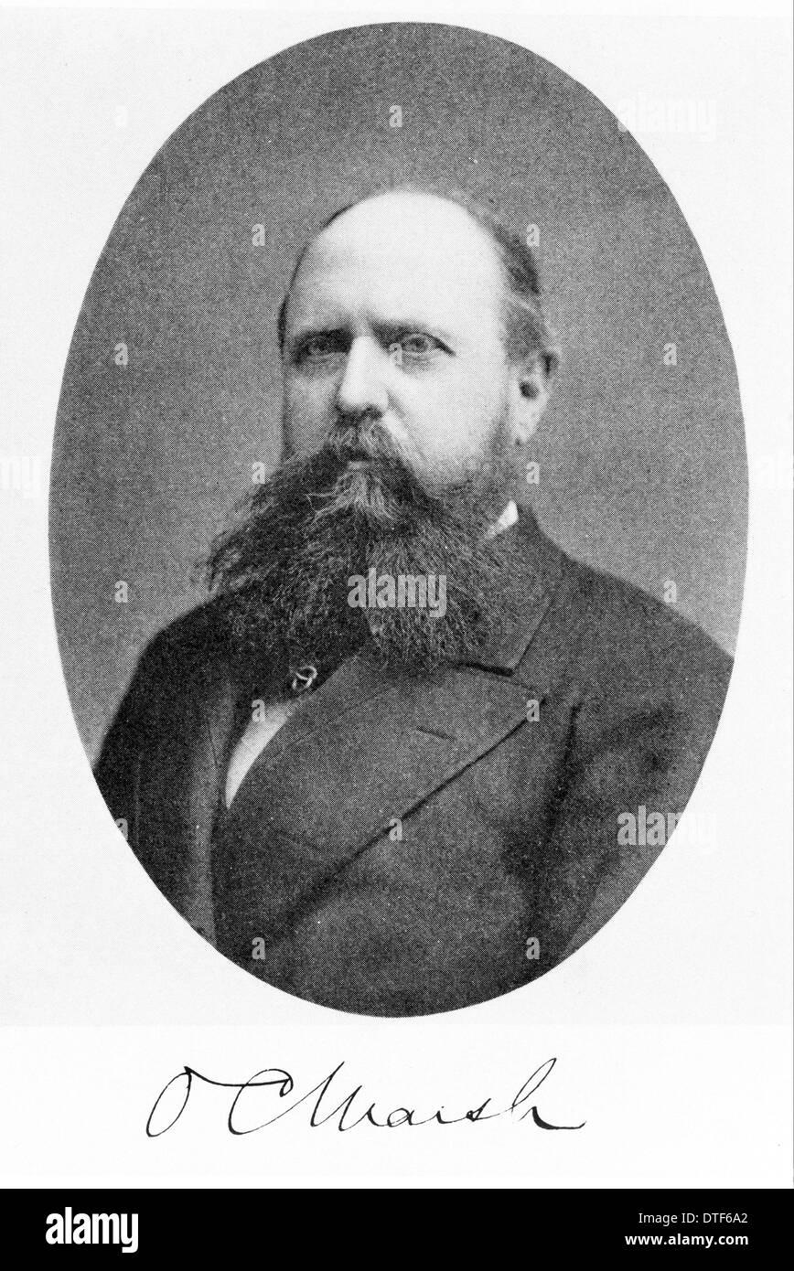 Othniel Charles Marsh (1831-1899) - Stock Image