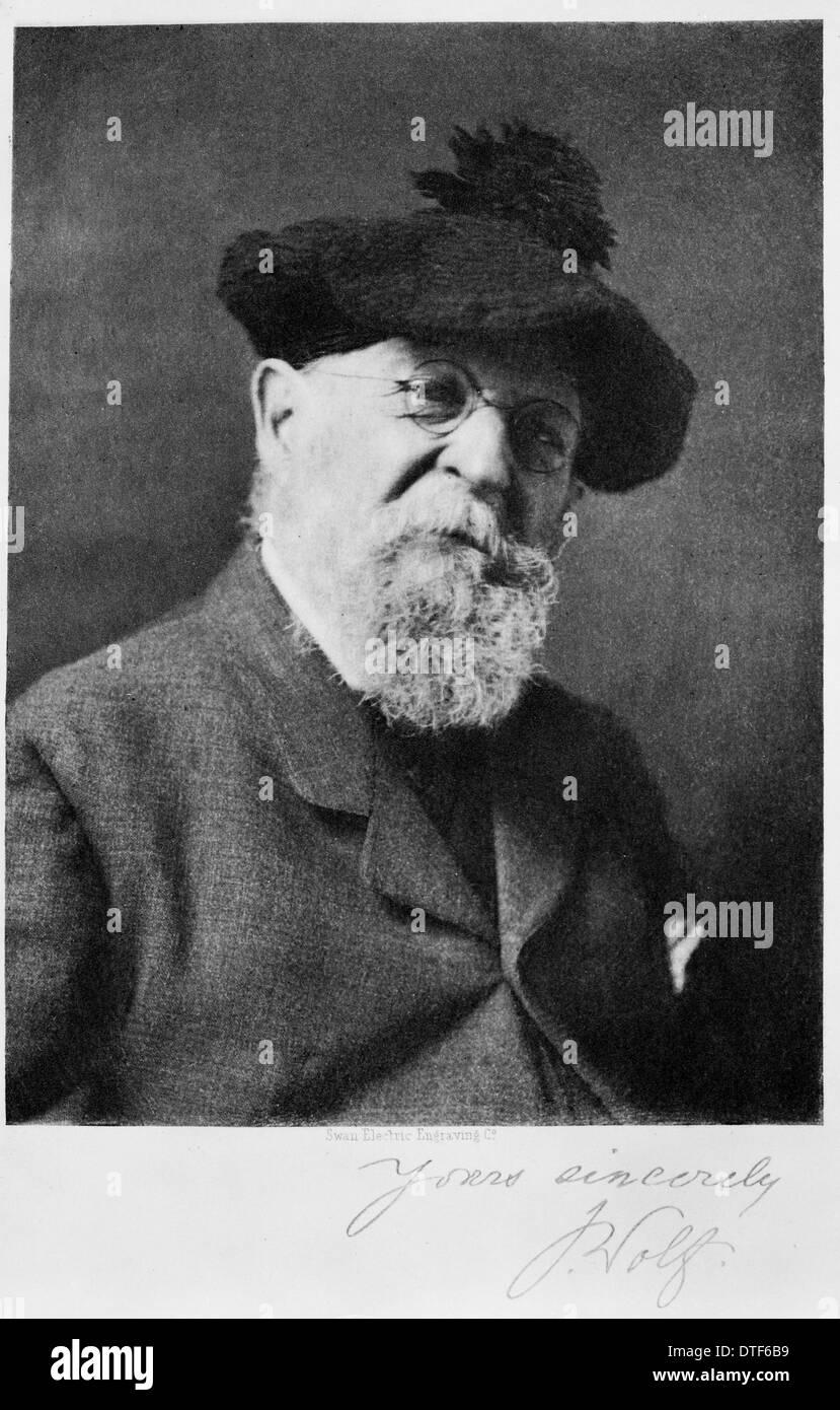 Joseph Wolf (1820-1899) - Stock Image