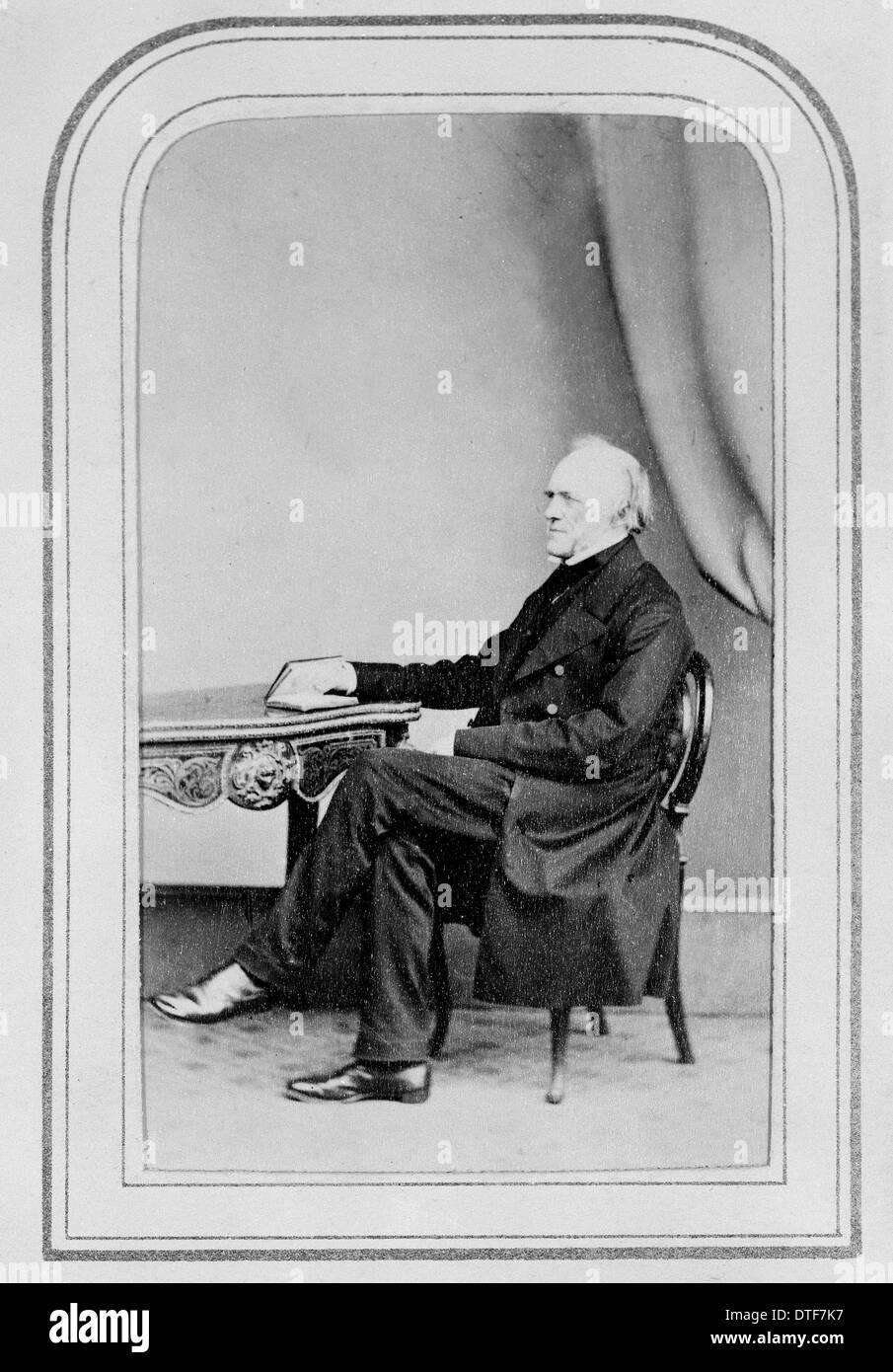 Sir Charles Lyell (1797-1875) - Stock Image
