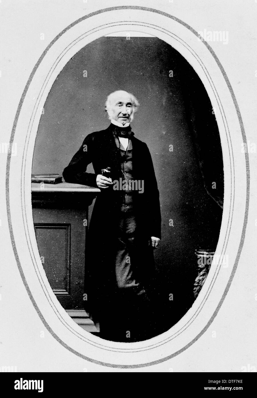 Sir William Hooker (1785-1865) - Stock Image