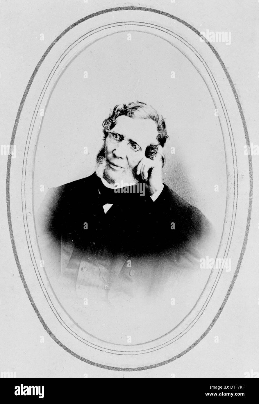 John Torrey (1796-1873) - Stock Image