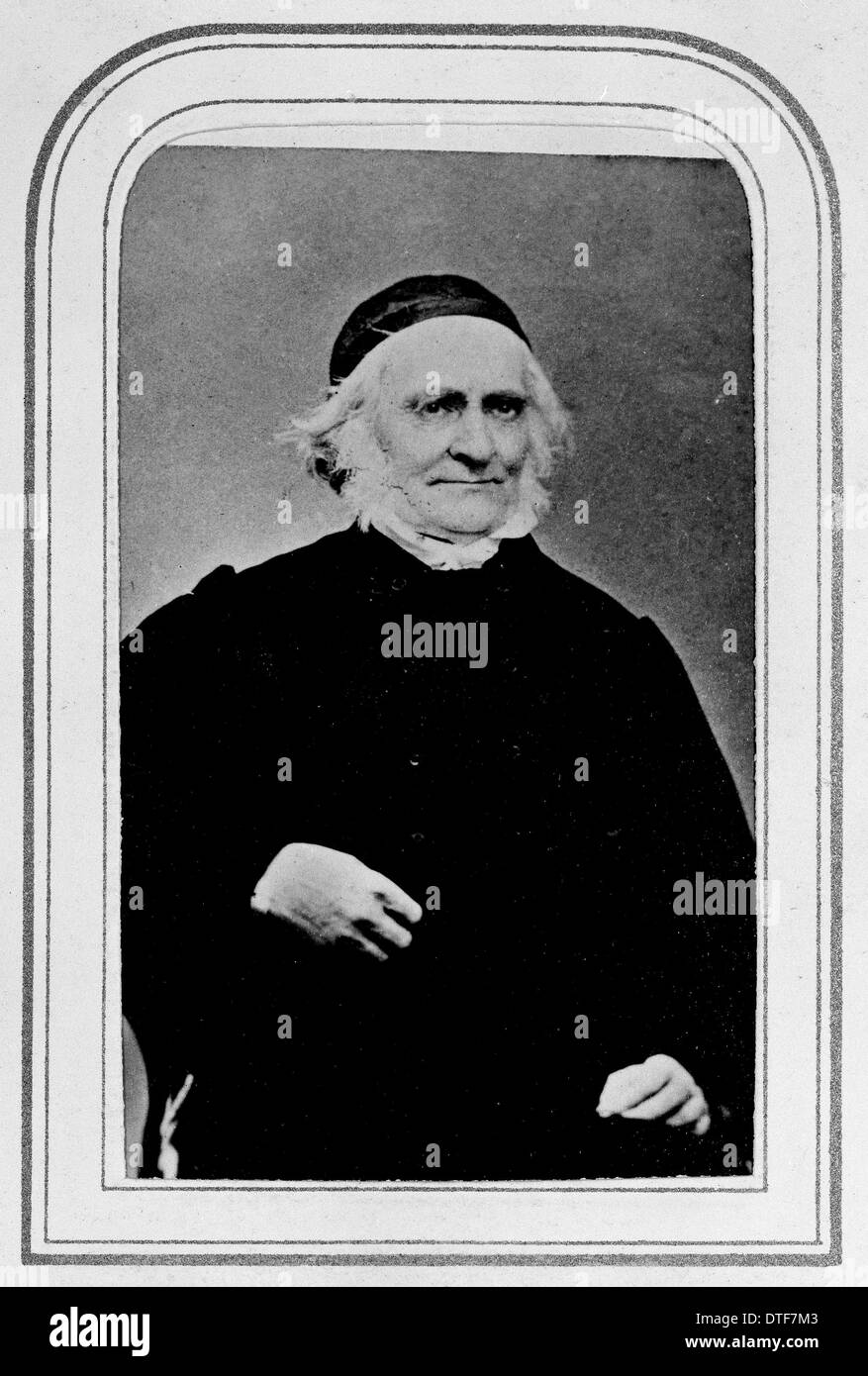 Elias Fries (1794-1878) - Stock Image