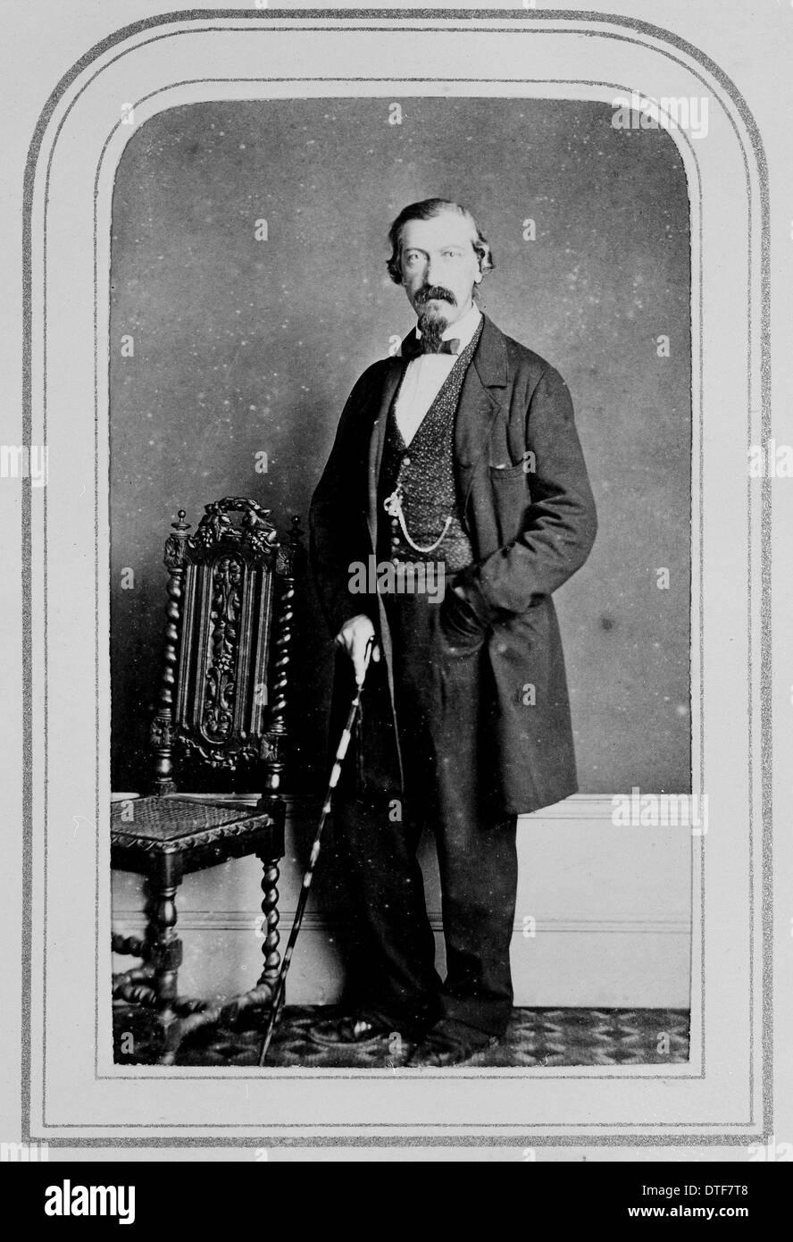 Pierre Alfred Deseglise (1823-1883) - Stock Image