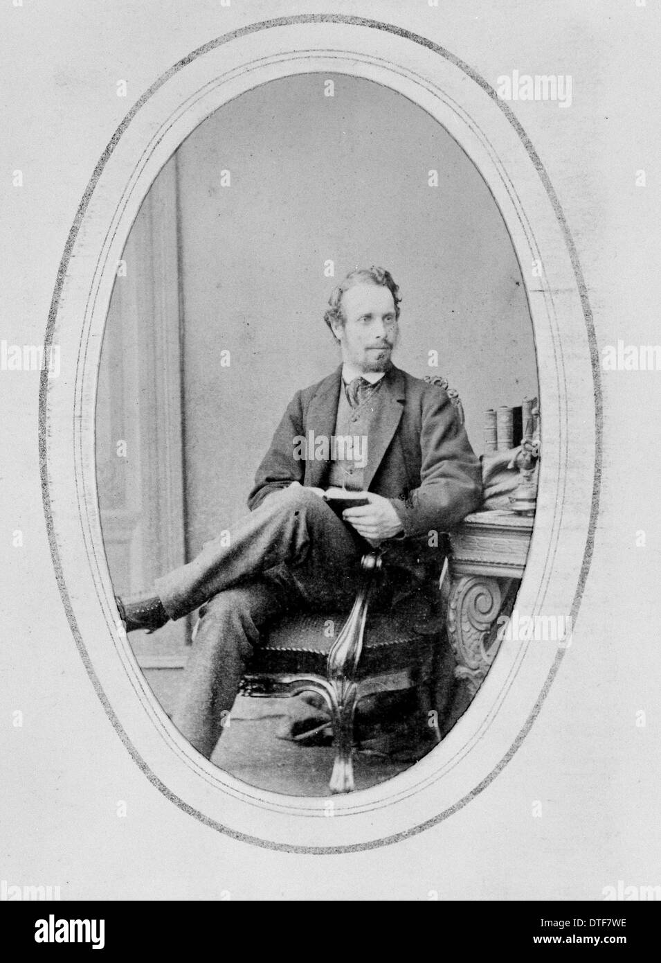 E.G. Hunt - Stock Image