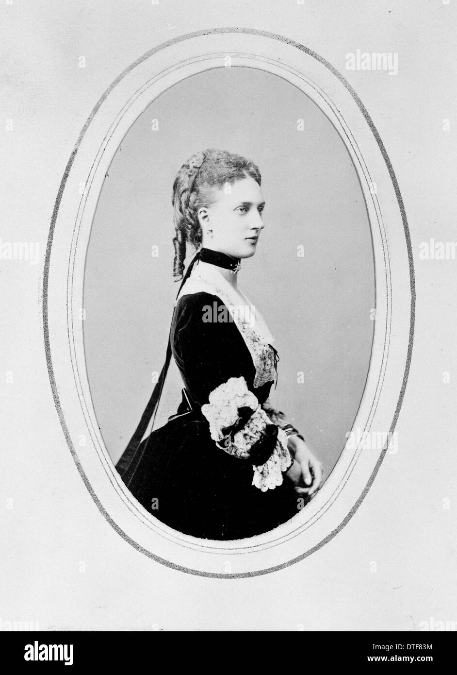 Queen Alexandra (1844-1925) - Stock Image