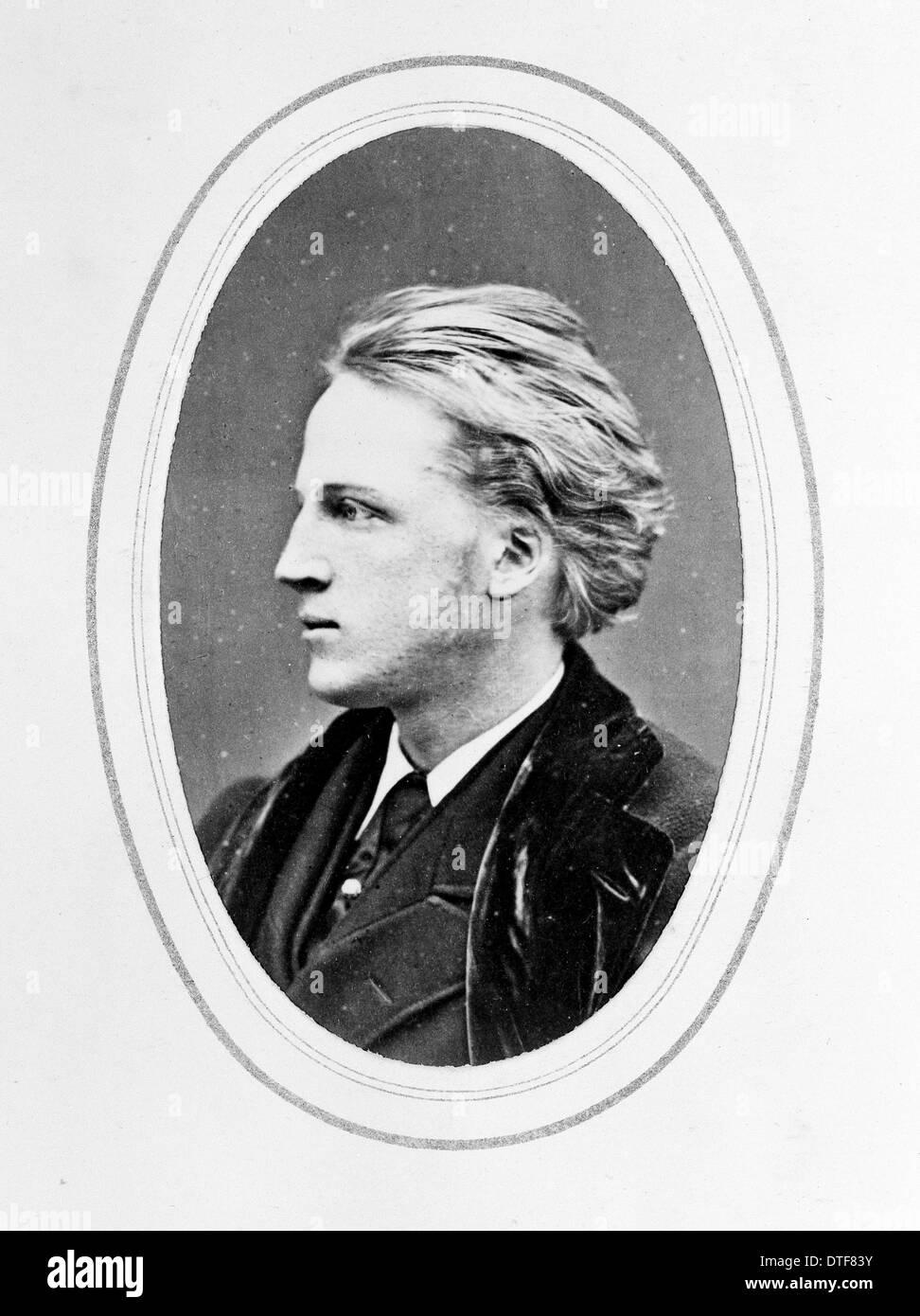 Duke of Argyll (1845-1914) - Stock Image