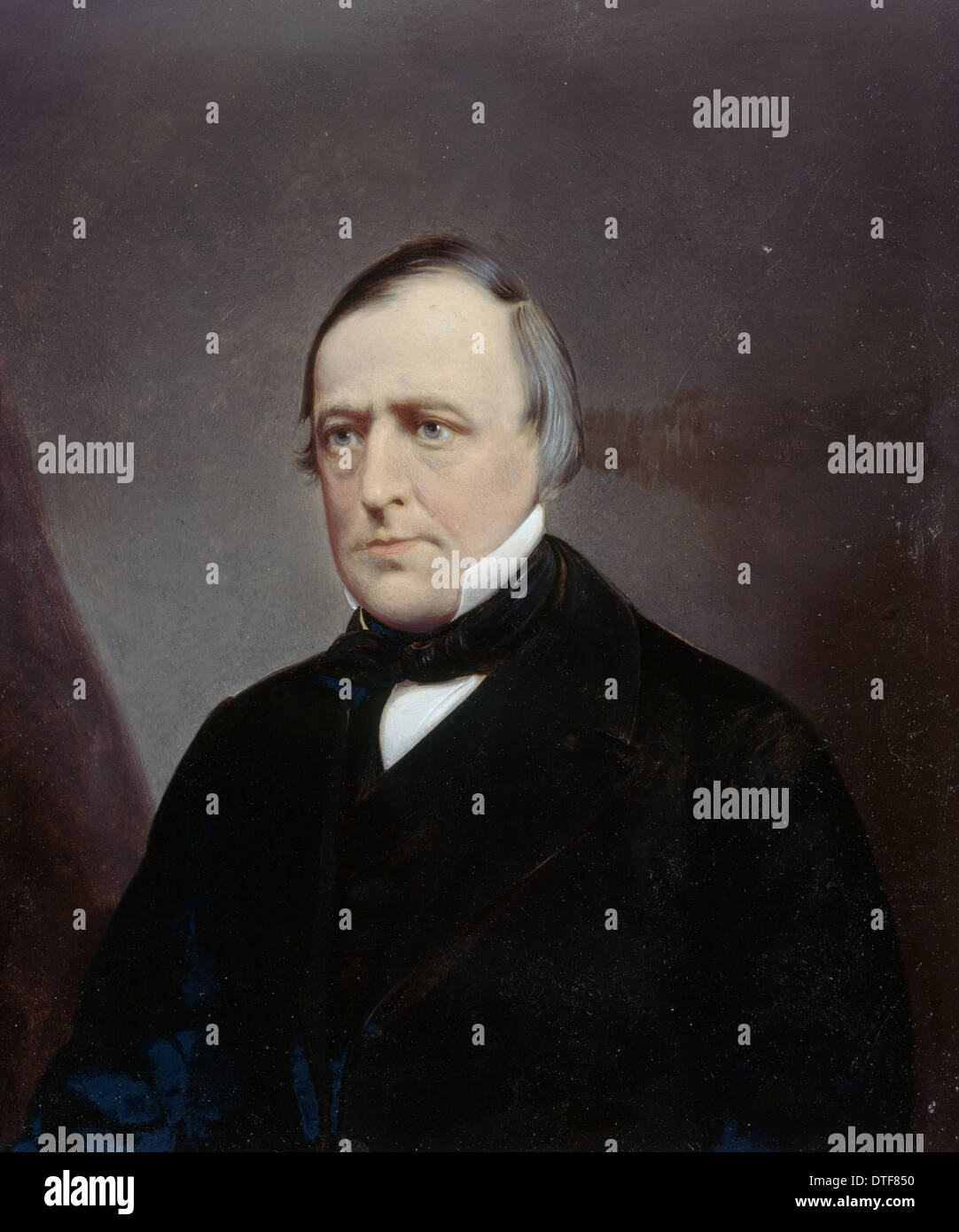 Henry Doubleday (1808-1875) - Stock Image