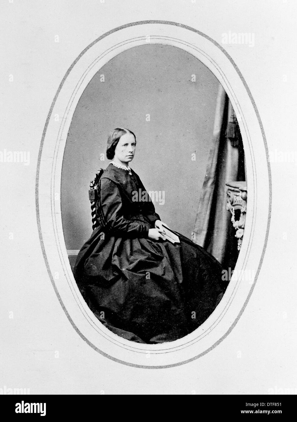 Mrs James Hunter - Stock Image