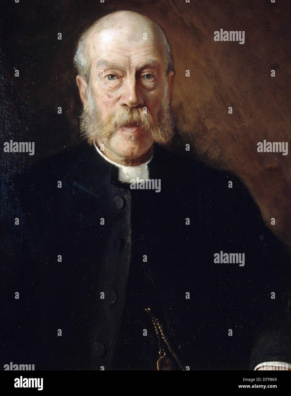 Rev. Henry Stephen Gorham (1839-1920) - Stock Image