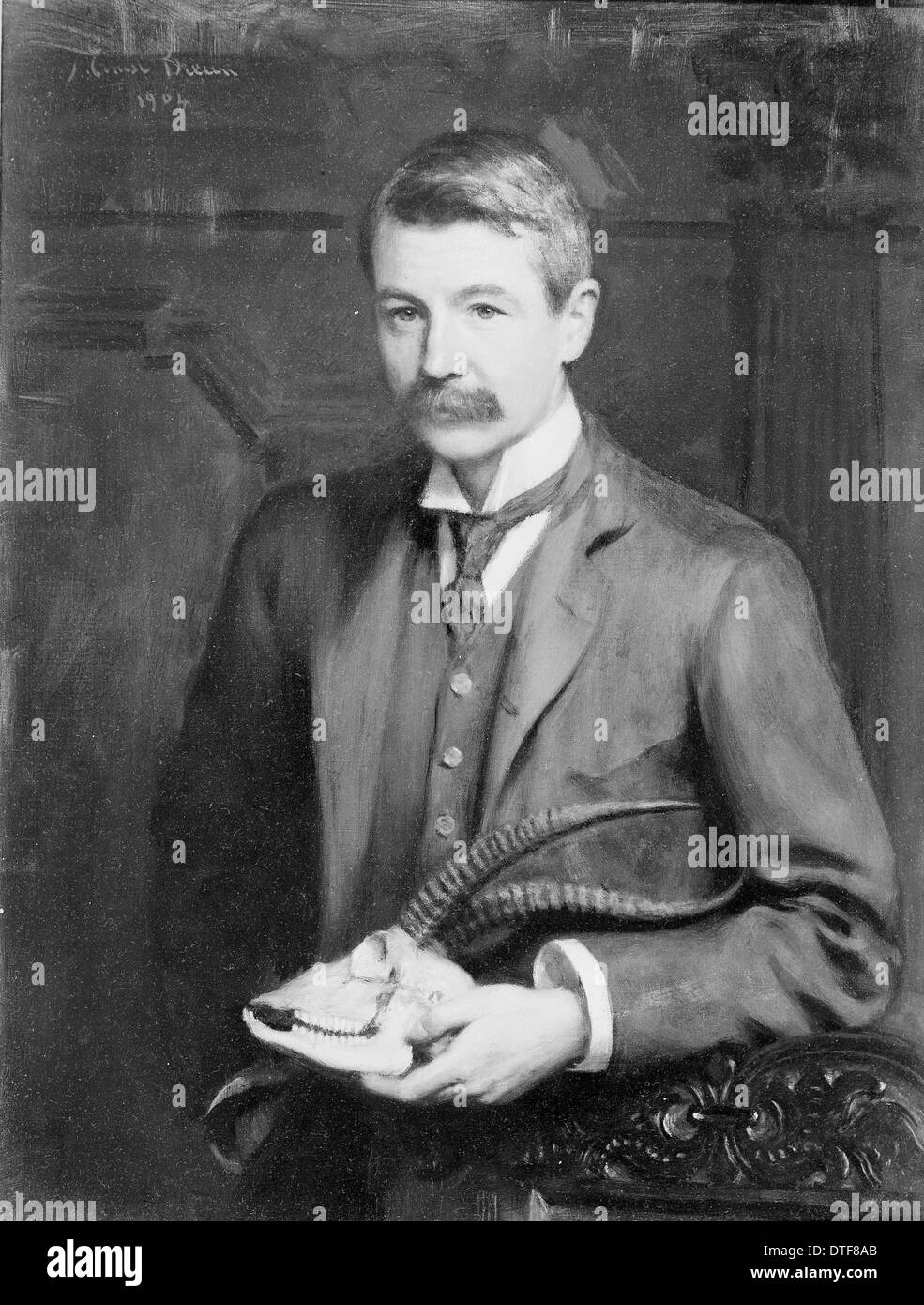 Michael Rogers Oldfield Thomas (1858-1929) - Stock Image