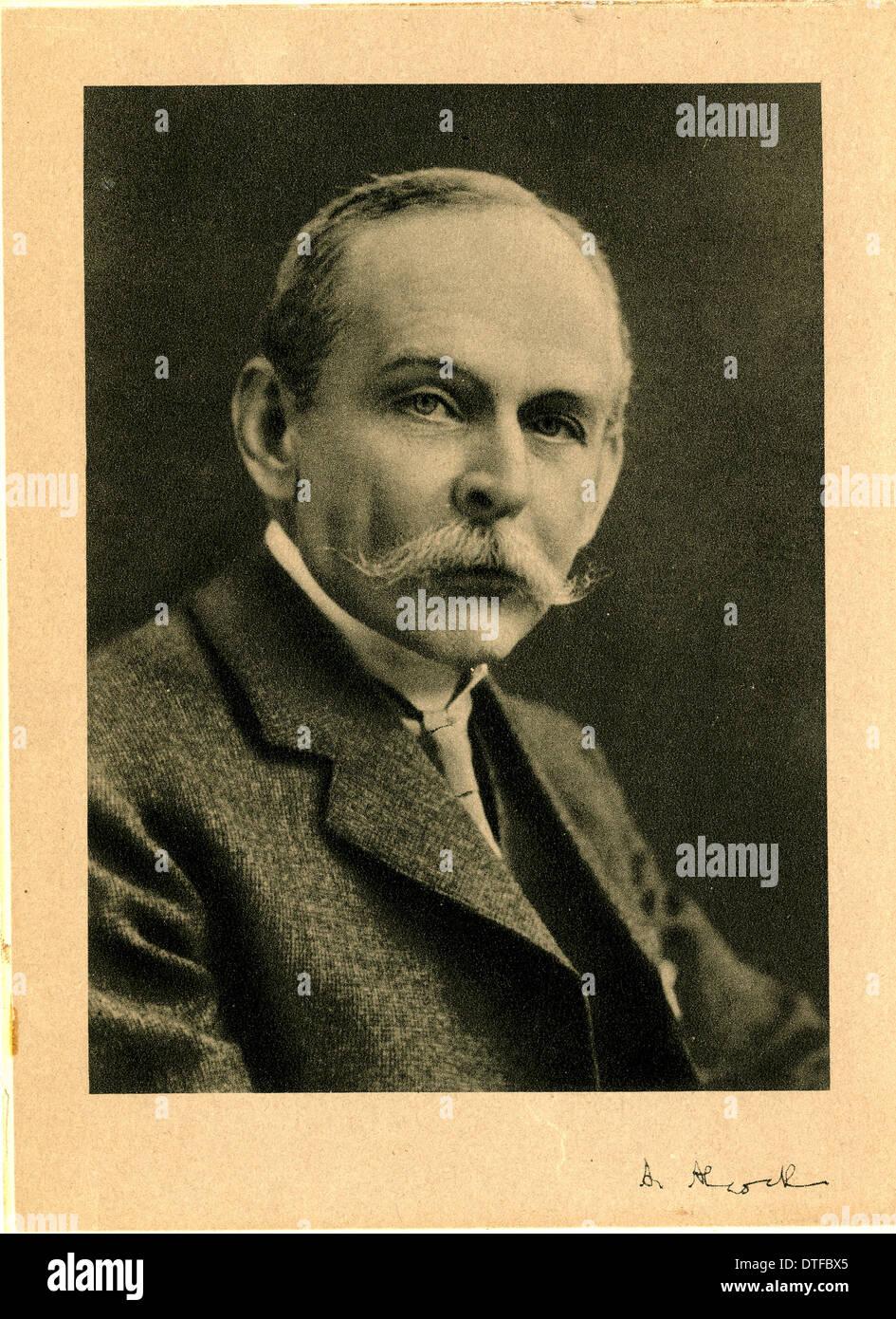 Alfred William Alcock (1859-1933) - Stock Image