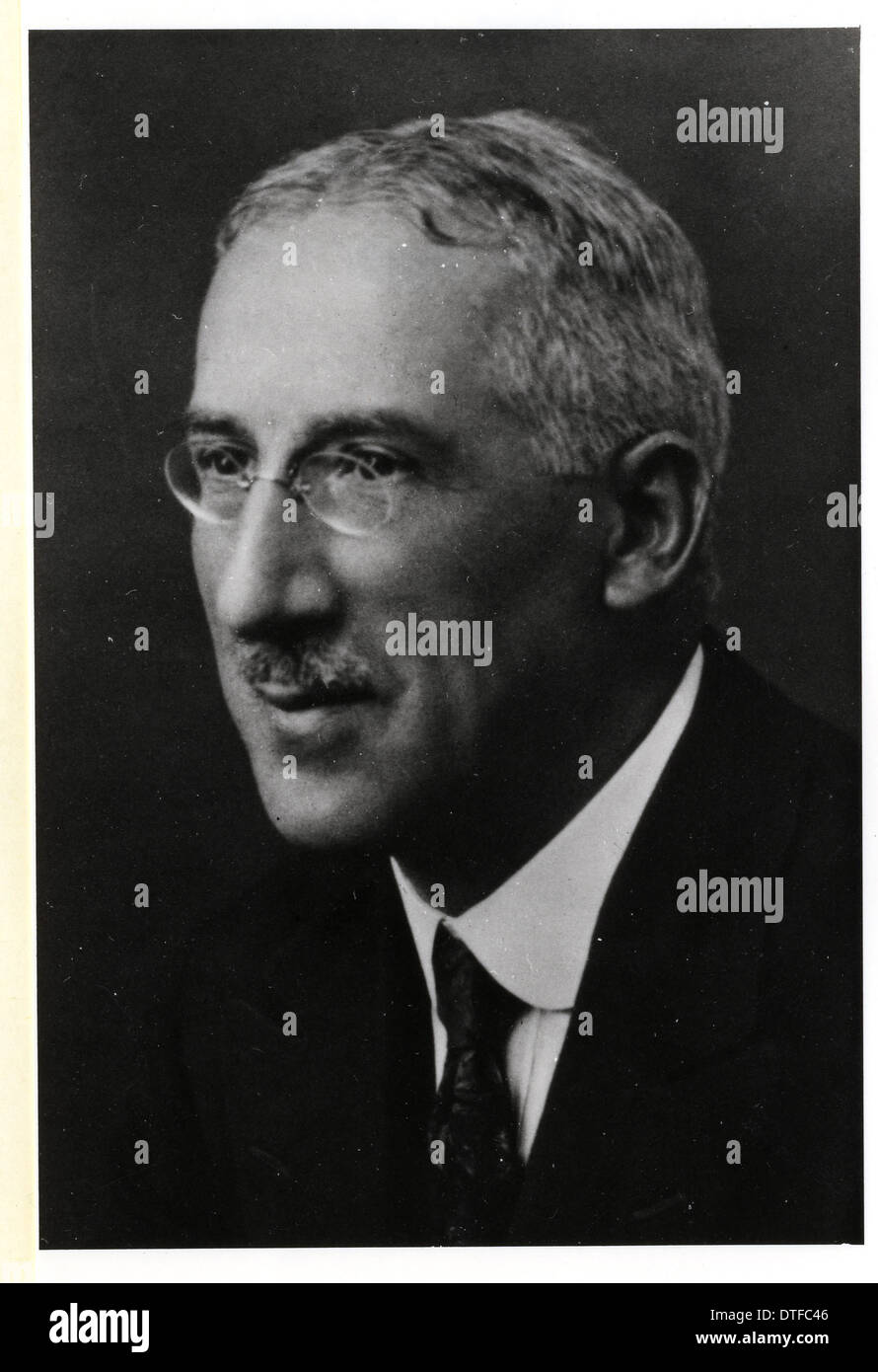 Ernest Edward Austen (1867-1938) - Stock Image