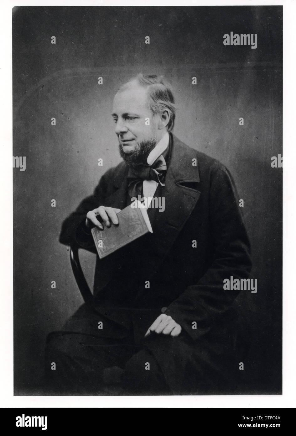 Prof. C. Babington (1808-1895) - Stock Image