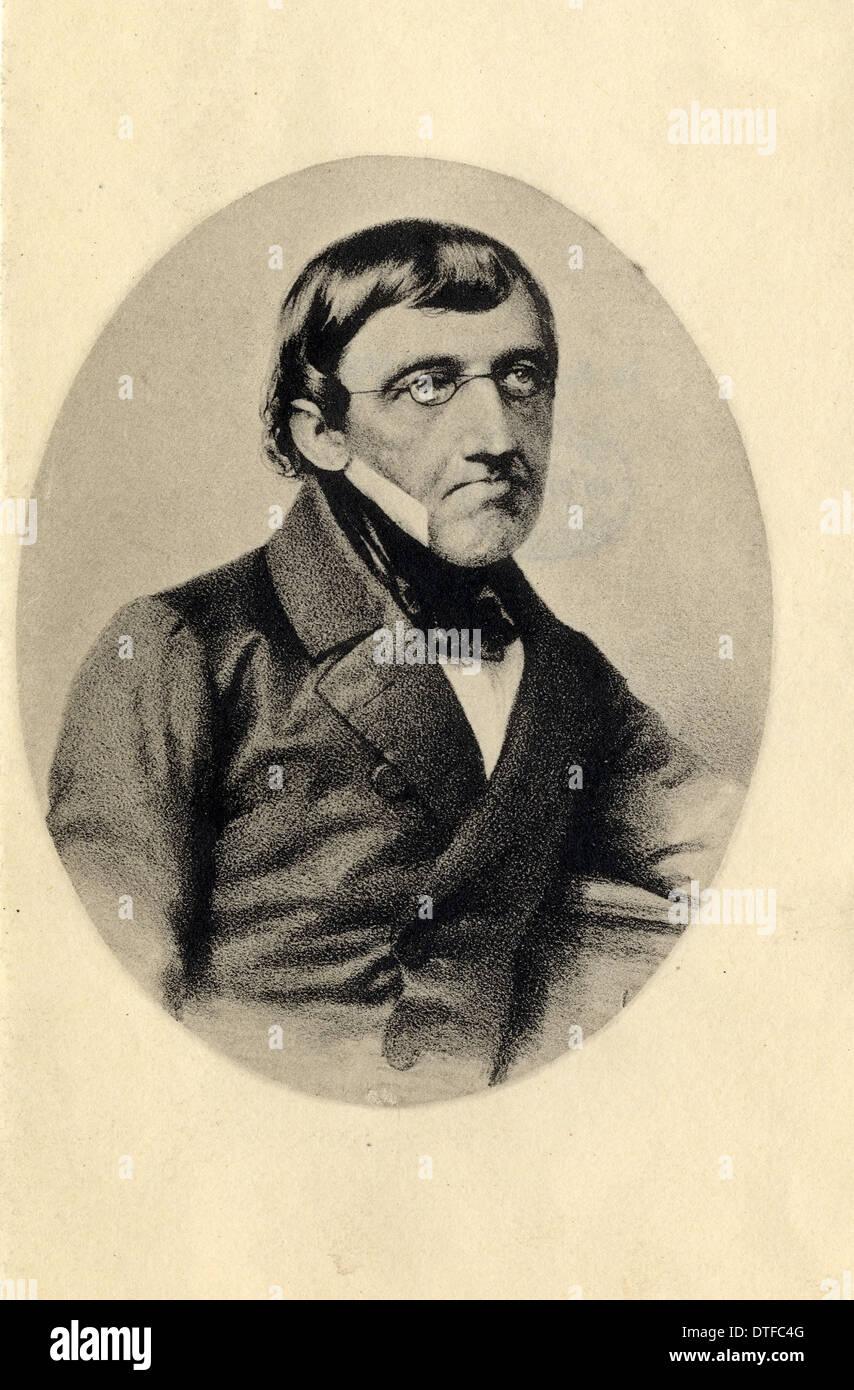 Karl Ernst von Baer (1792-1876) - Stock Image