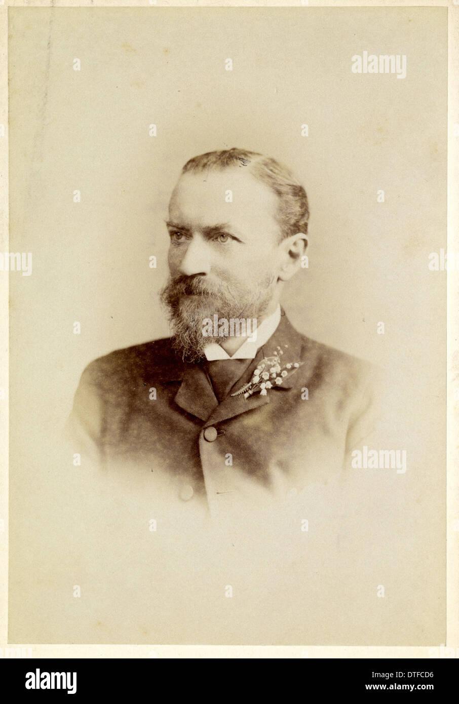 Albert Gunther Butler - Stock Image