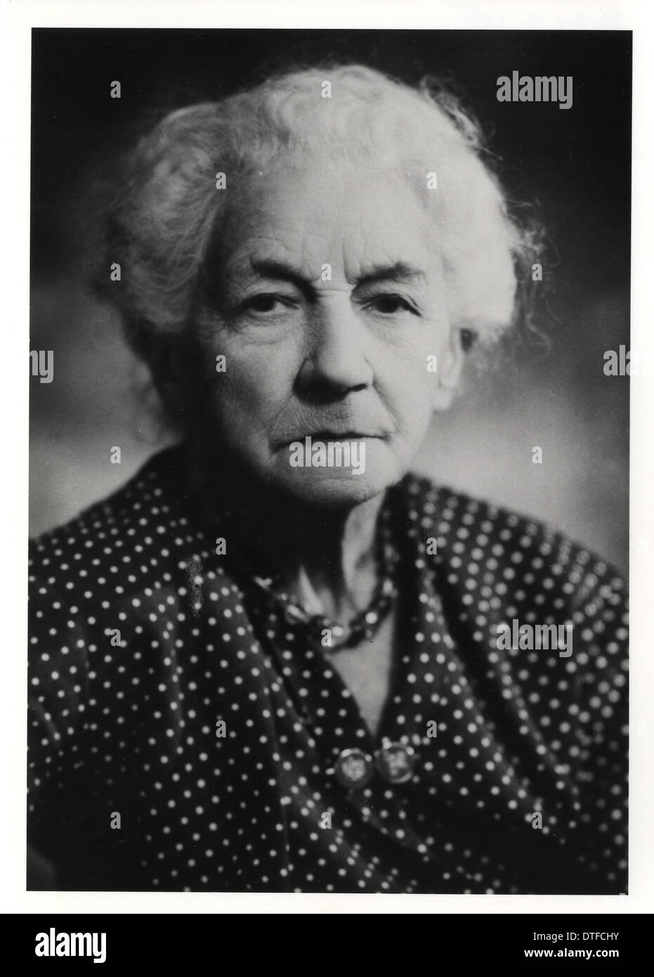 Lucy Evelyn Cheesman (1881-1969) - Stock Image