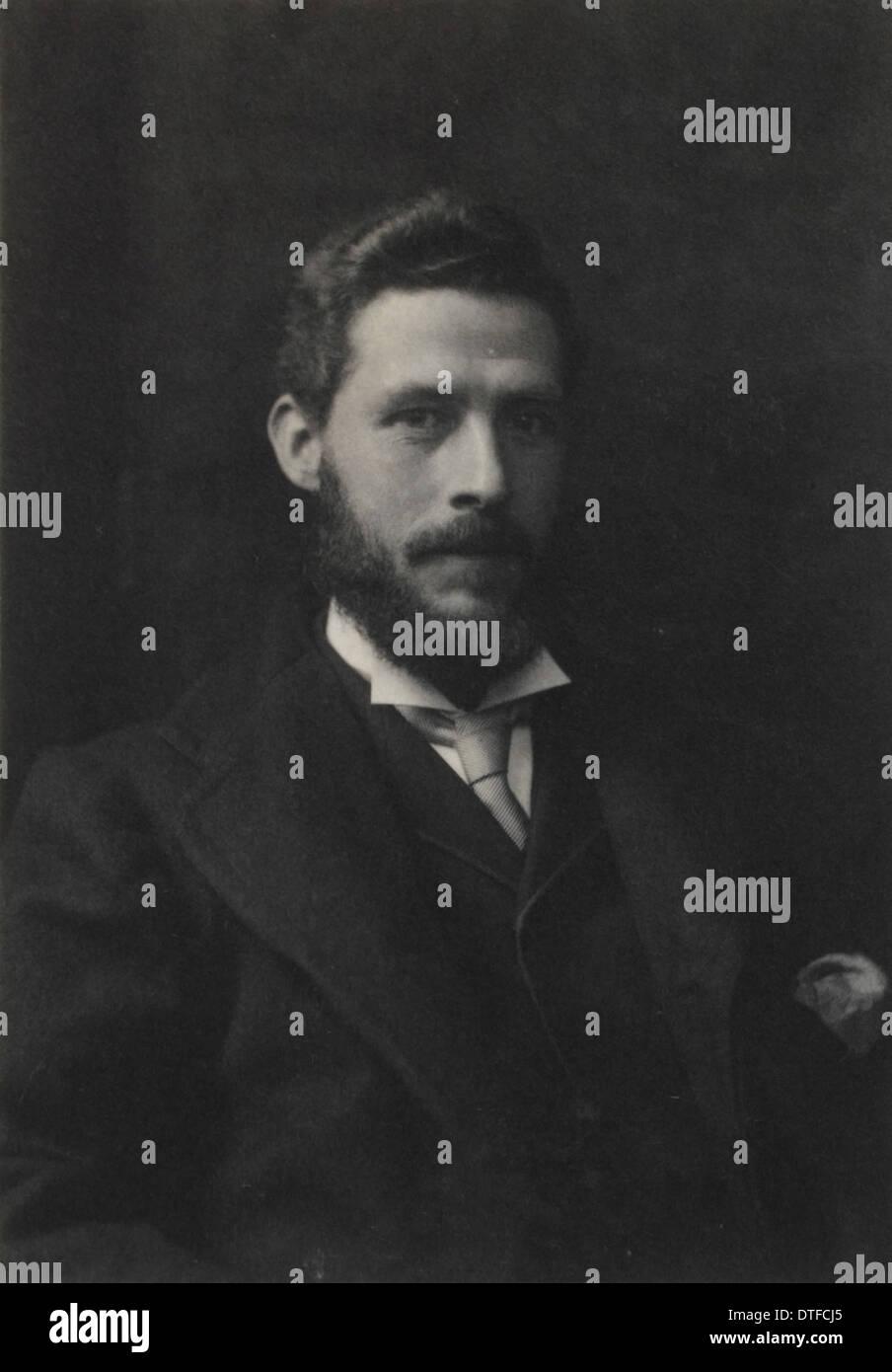 James Chumley - Stock Image