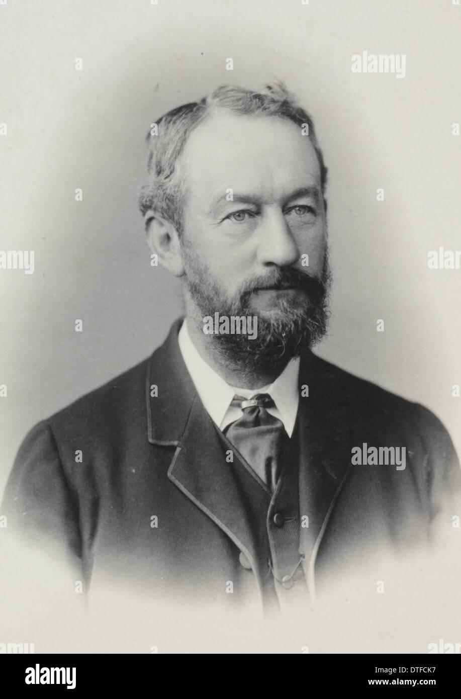Ettrick W. Creak (1835-1920) - Stock Image