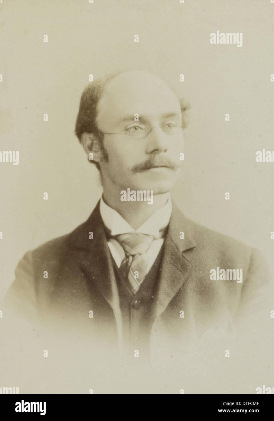 Joseph Thomas Cunningham (1859-1935) - Stock Image