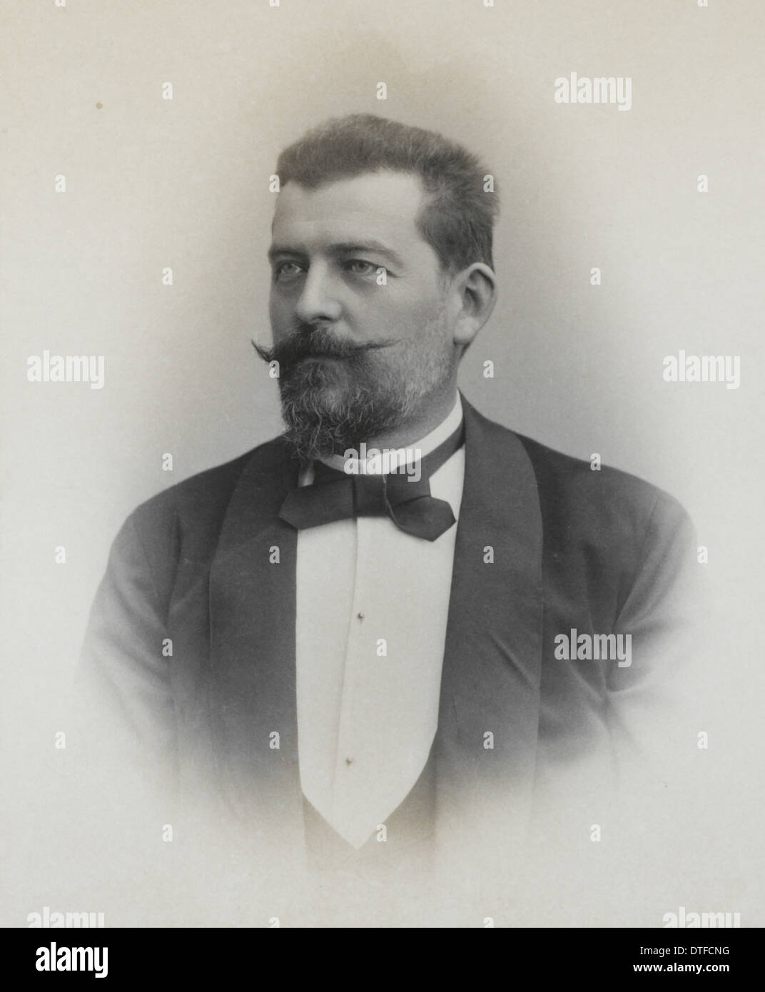 Ludwig von Graff (1851-1924) Stock Photo