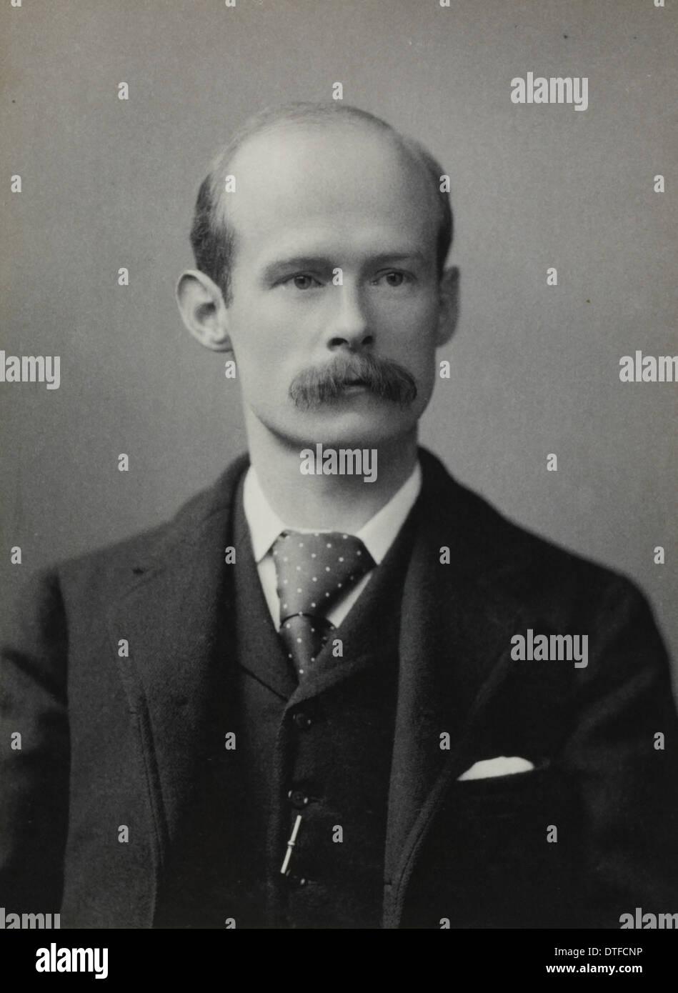 Sidney Frederic Harmer (1862-1950) - Stock Image