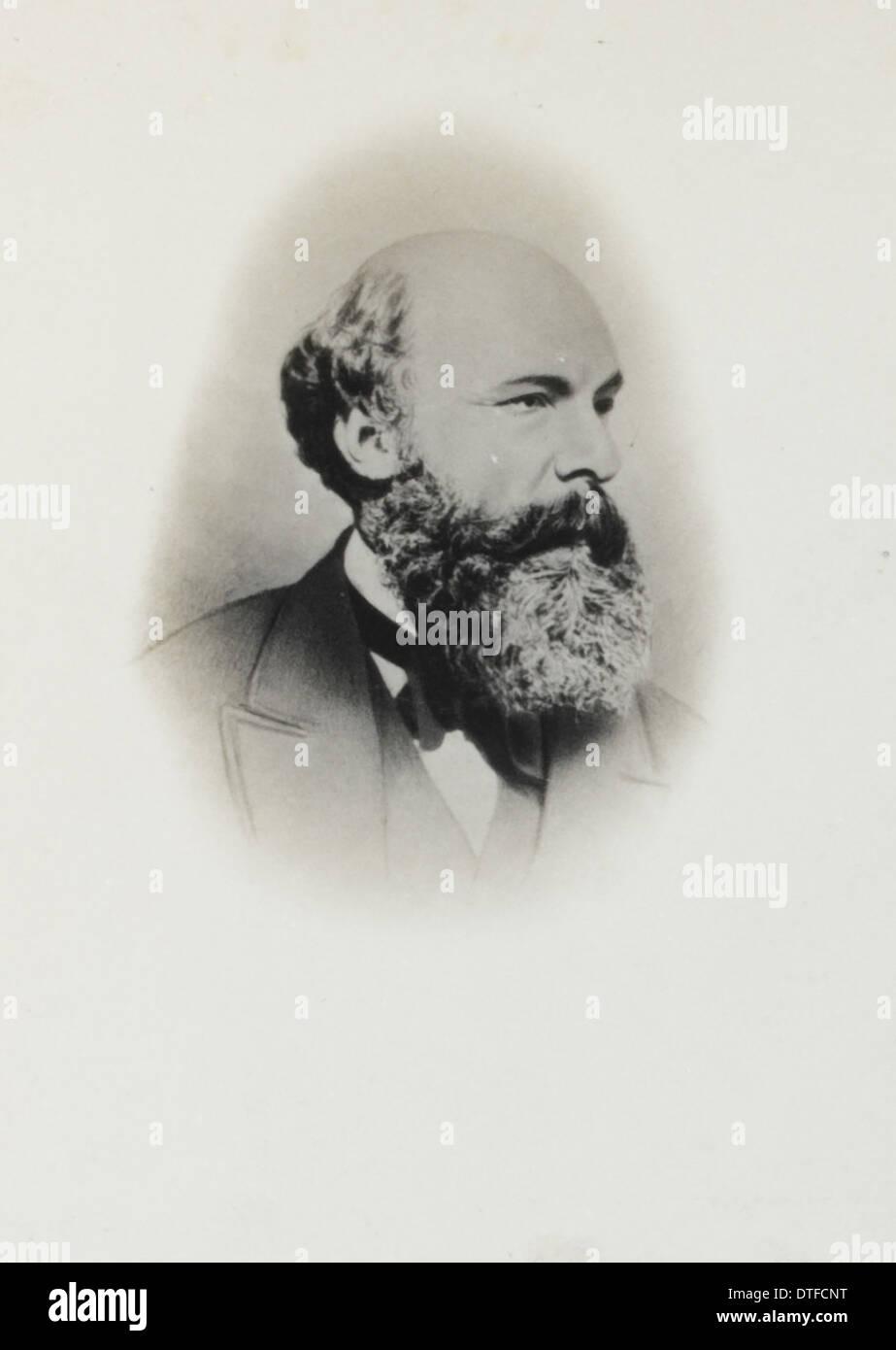 Arthur Hay (1824-1878) - Stock Image