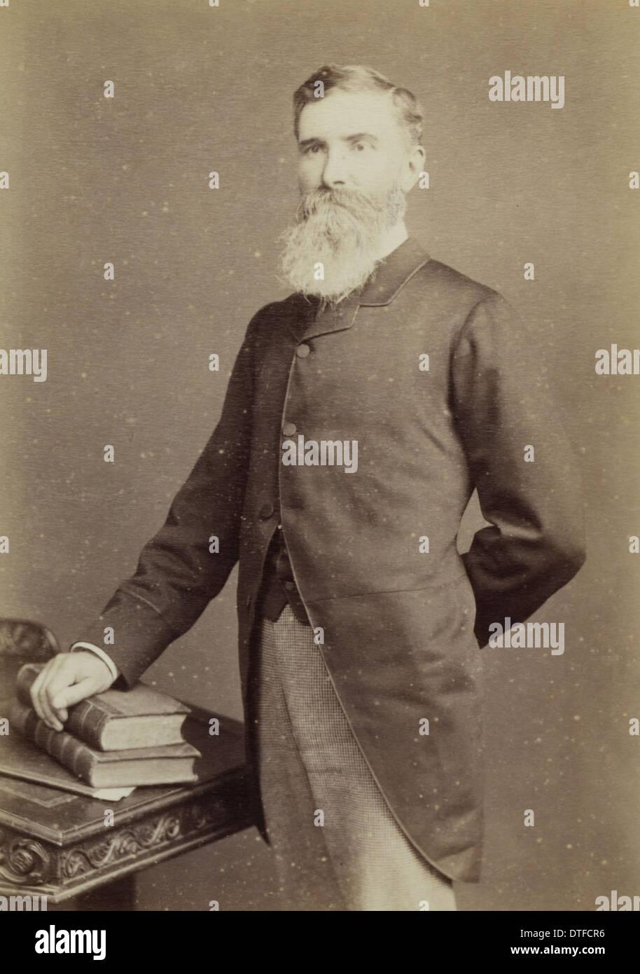 William Carmichael MacIntosh (1838-1931) - Stock Image