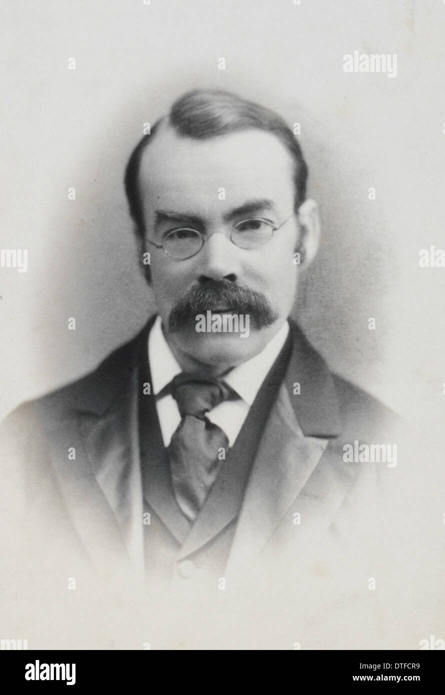 Hugh Robert Mill (1861-1950) - Stock Image