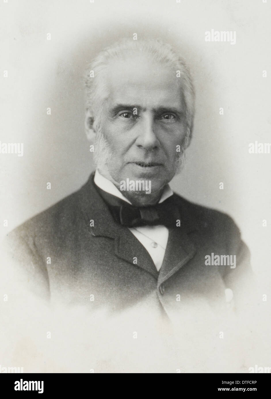 William Kitchen Parker (1823-1890) Stock Photo