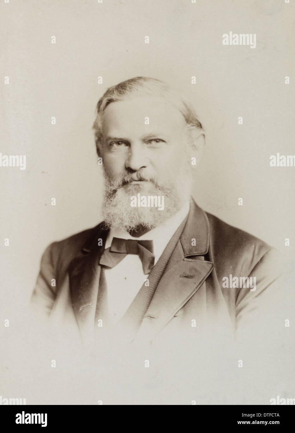 Franz Eilhard Schulze (1840-1921) - Stock Image