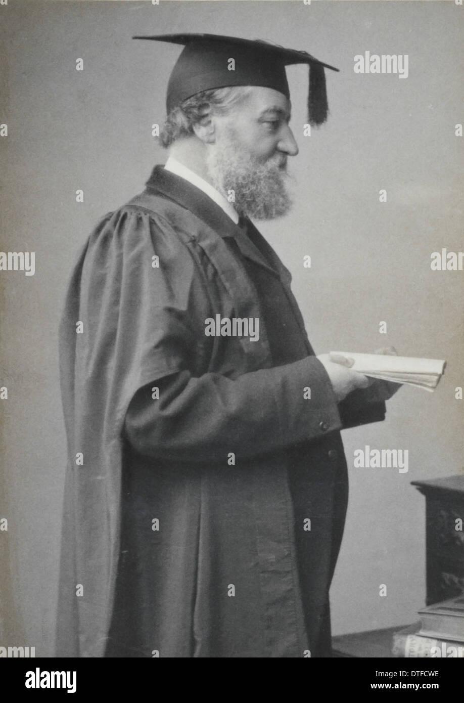 John James Wild (1828-1900) - Stock Image