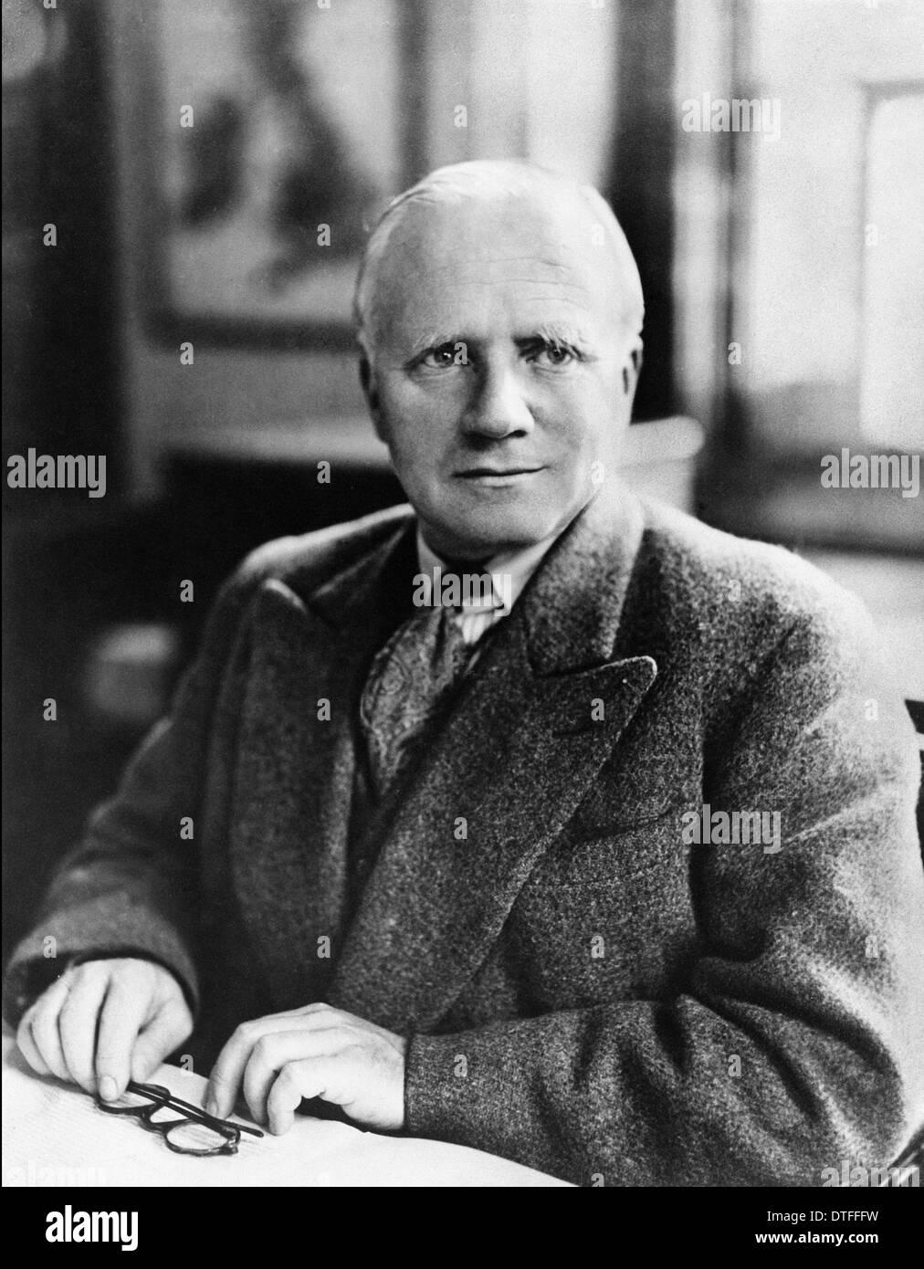 Sir Gavin de Beer, 1950 - Stock Image