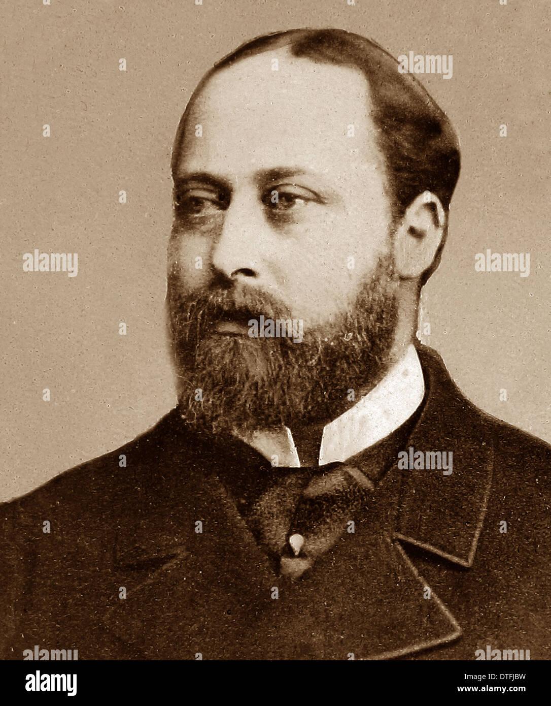 King Edward VII - Stock Image