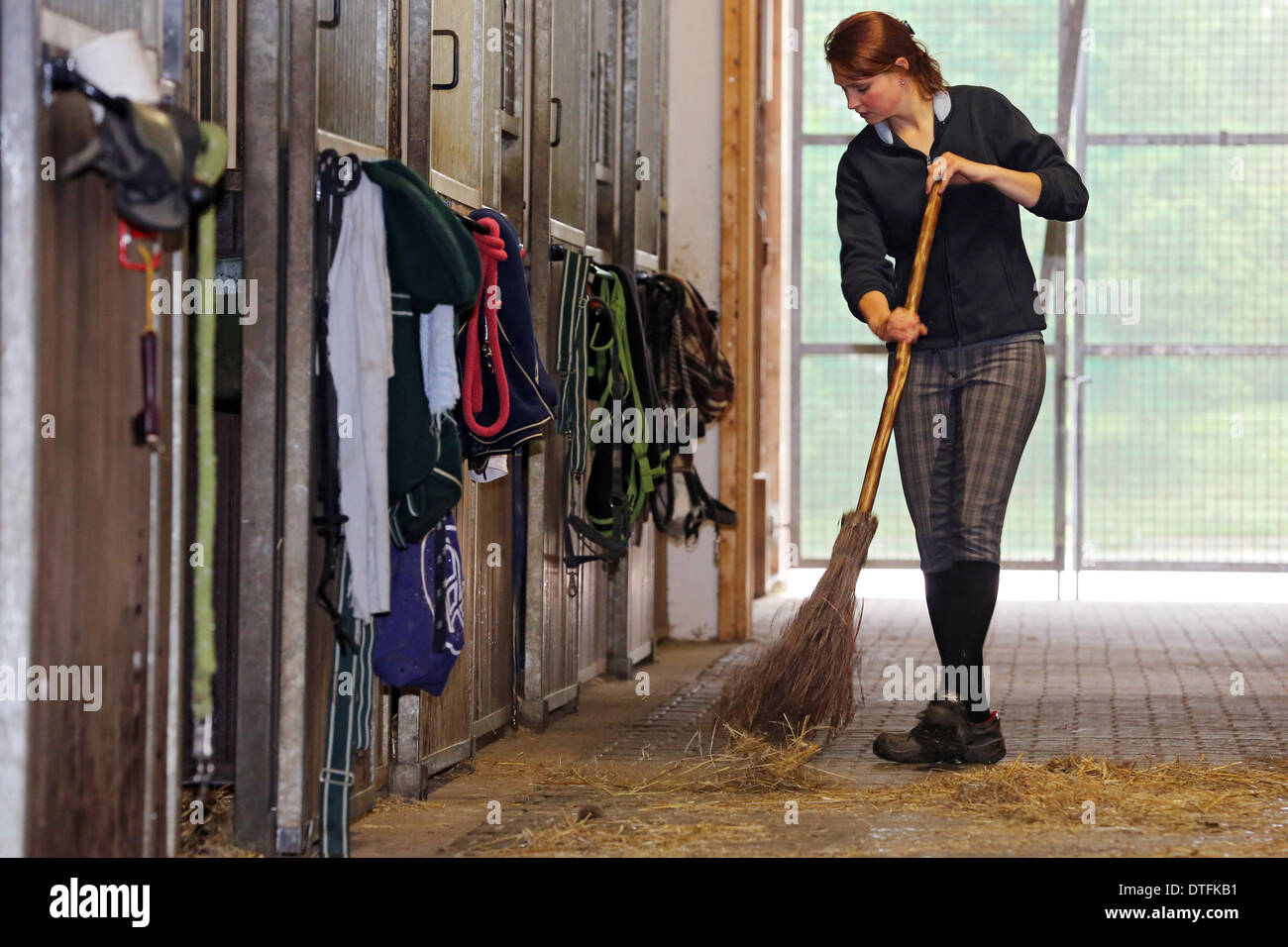 Sweeping Stable Stock Photos Amp Sweeping Stable Stock