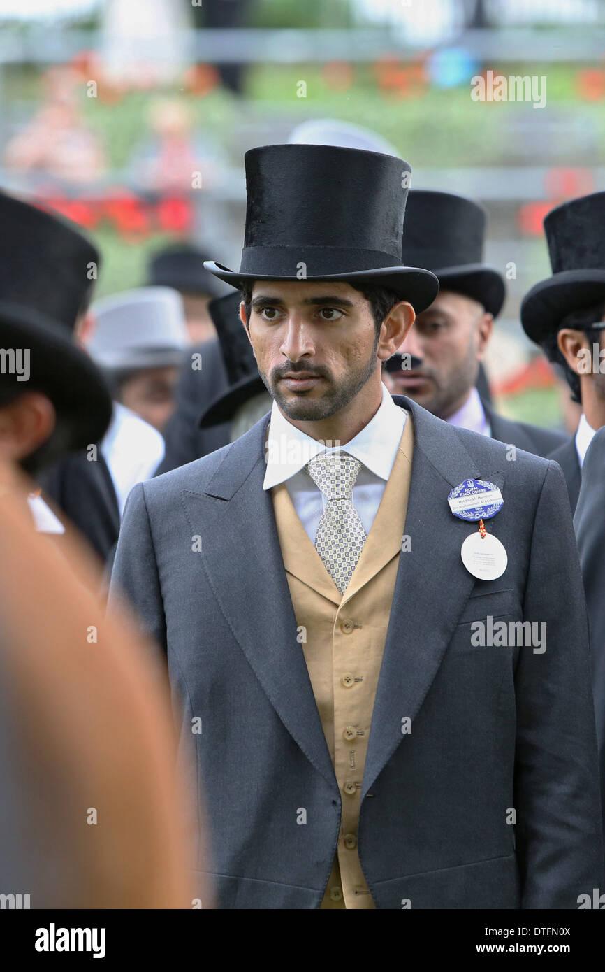 Ascot, United Kingdom, Sheikh Hamdan bin Mohammed bin Rashid