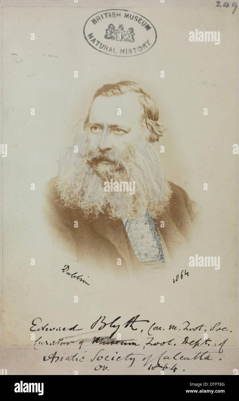 Edward Blyth (1810-1873) - Stock Image