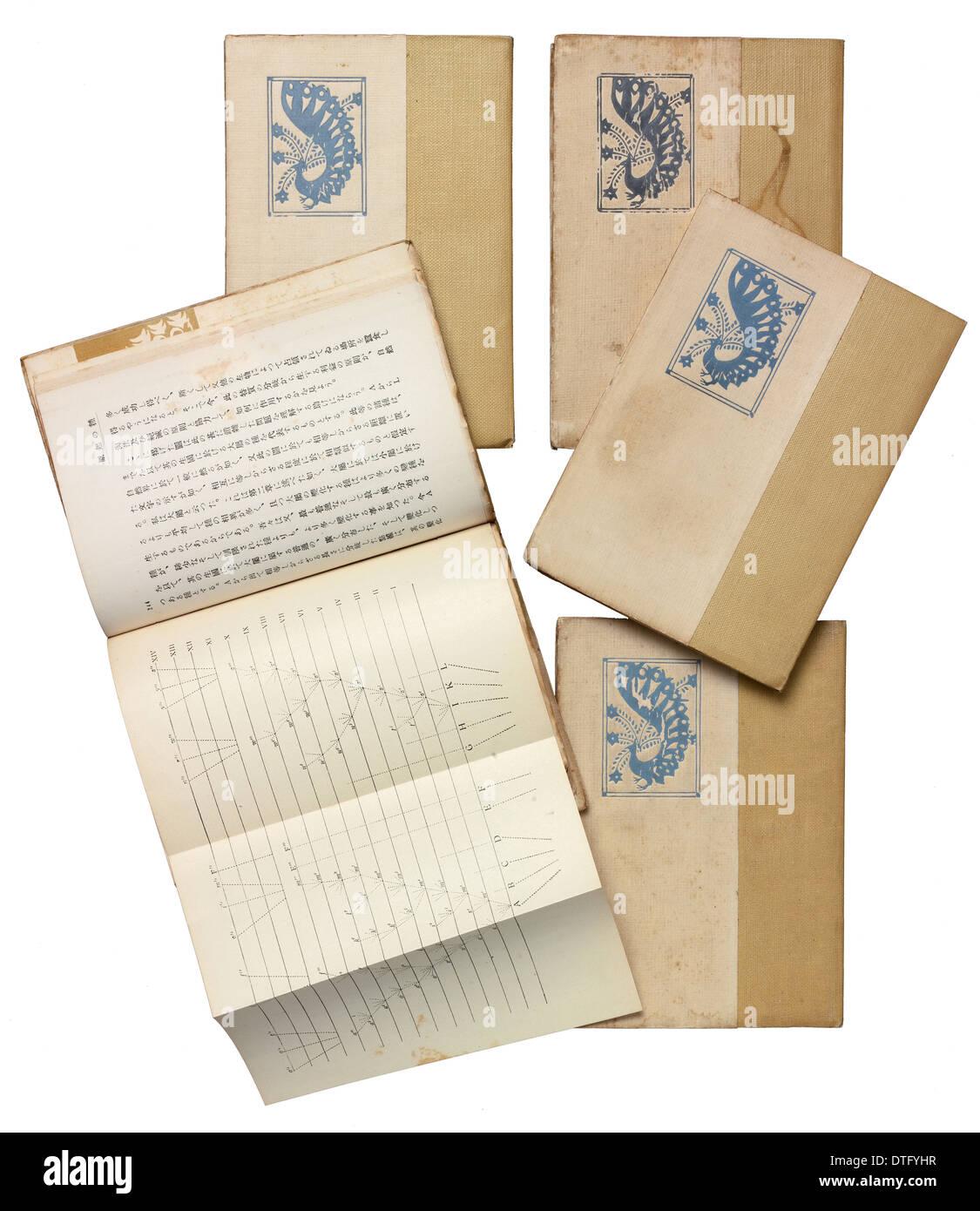 Shu No Kigen, Tokyo, 1914. - Stock Image