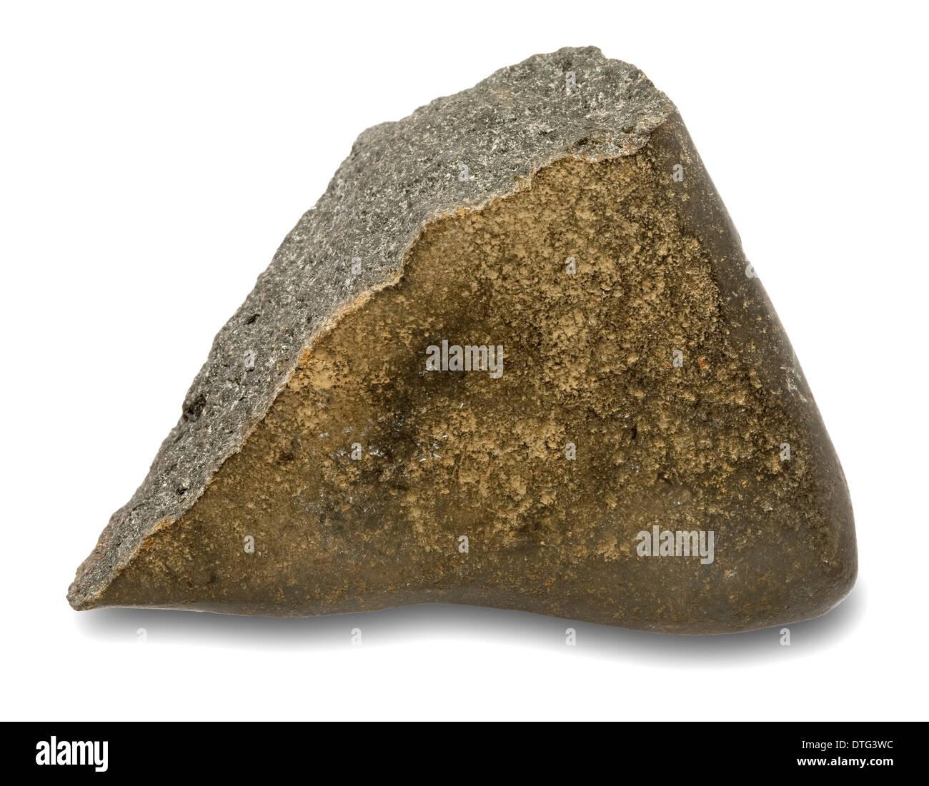 Basaltic dyke - Stock Image