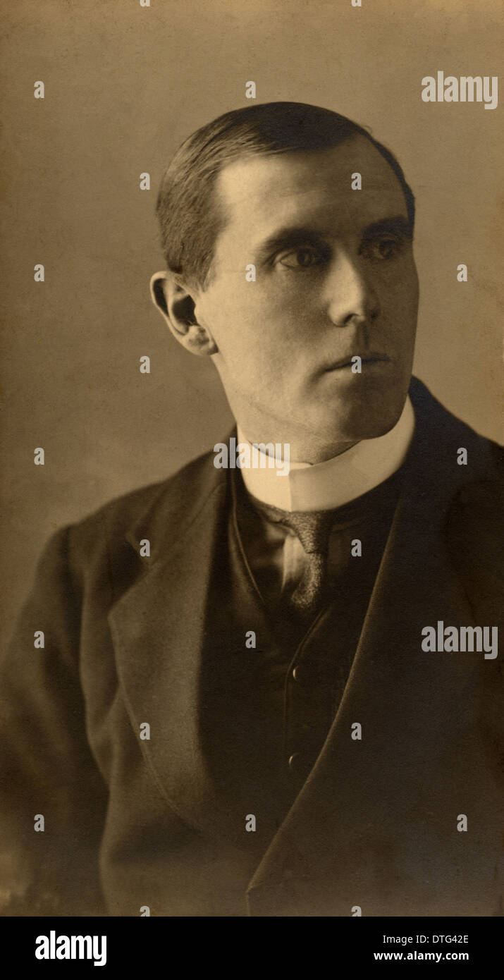 William Dickinson Lang (1878-1966) - Stock Image