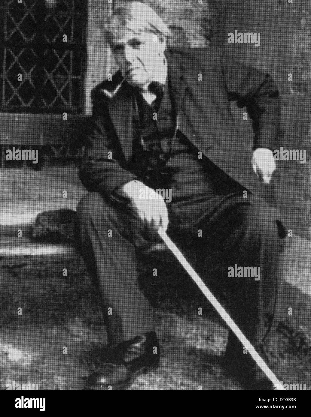 Martin Alister Campbell Hinton (1883-1961) - Stock Image