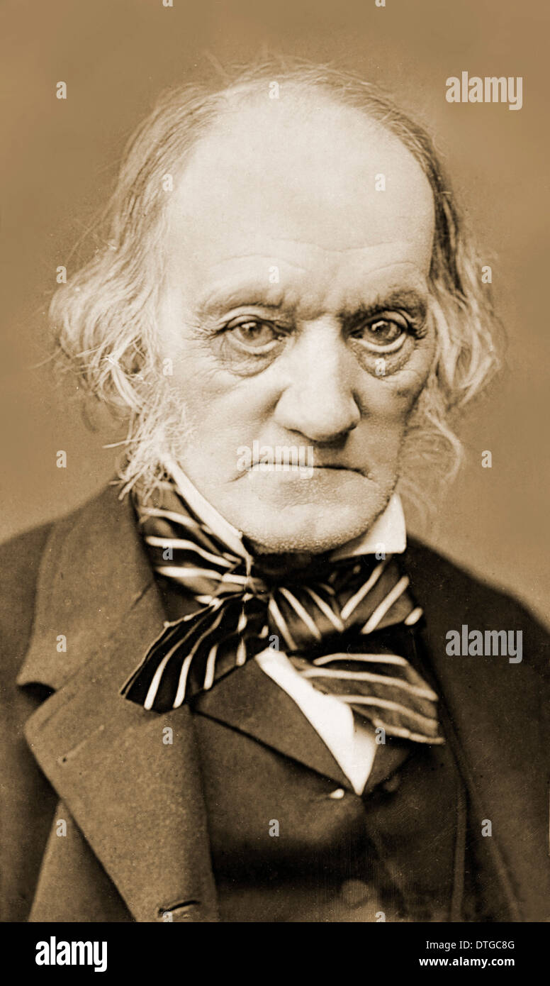 Sir Richard Owen (1804-1892) - Stock Image