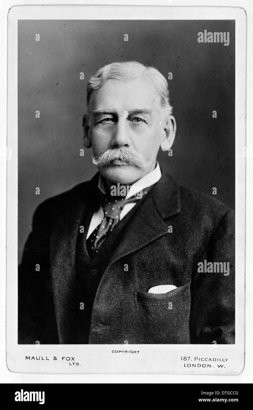 Richard Lydekker (1849-1915) - Stock Image