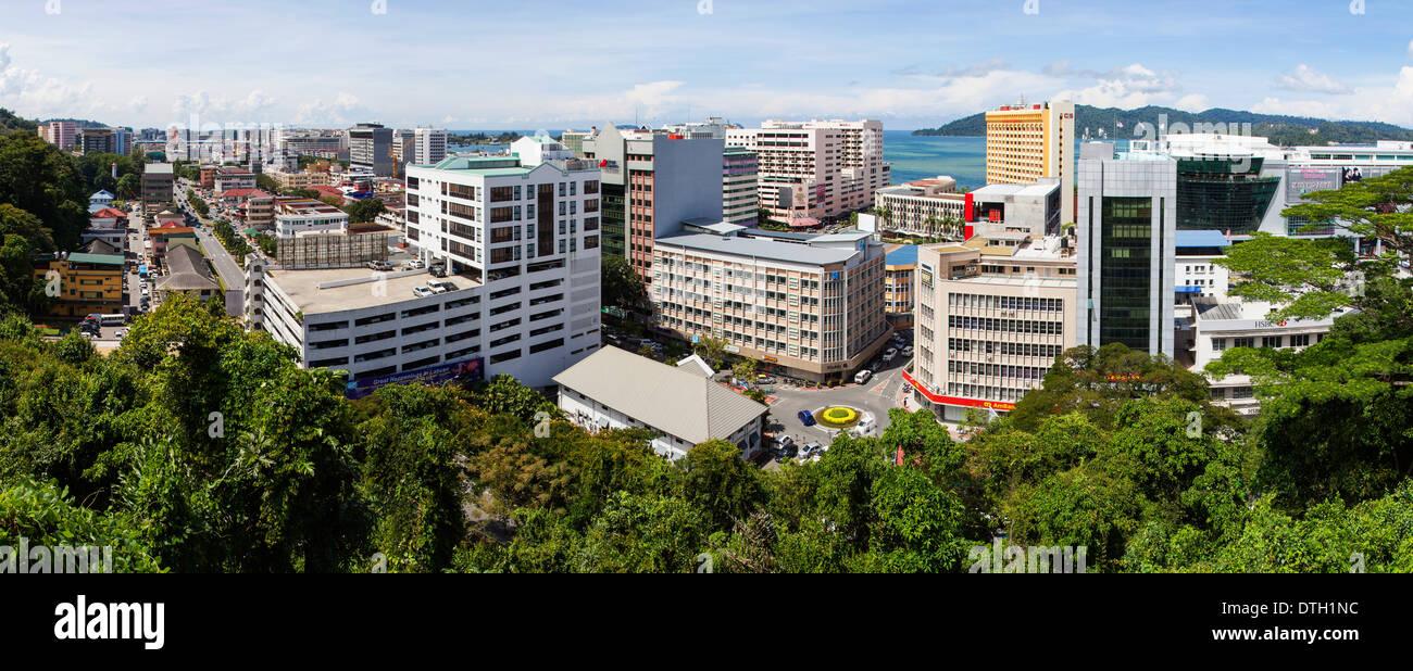 Kota Kinabalu, Sabah, Malaysia - Stock Image