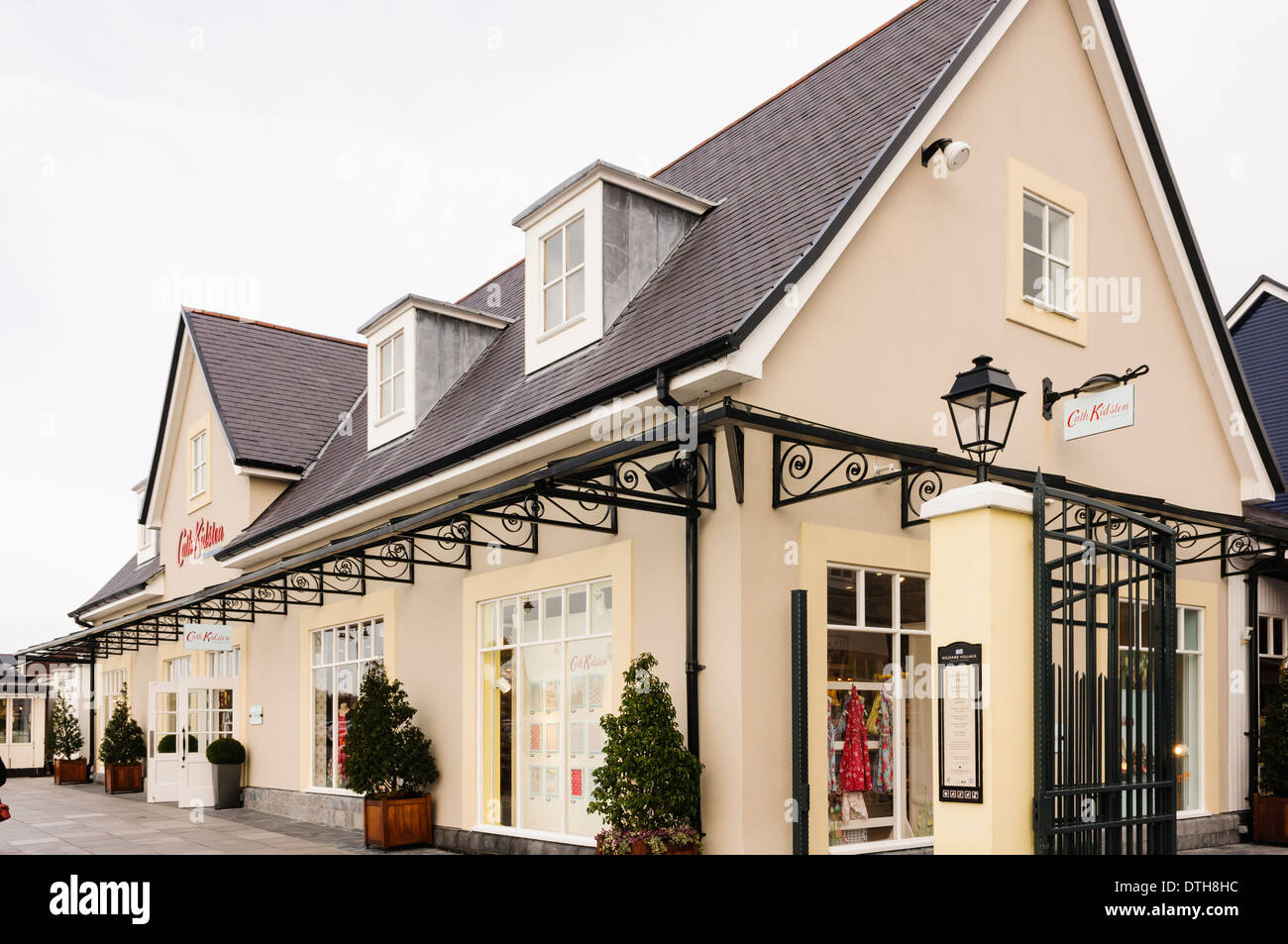 Cath Kidston shop at Kildare Outlet Village - Stock Image