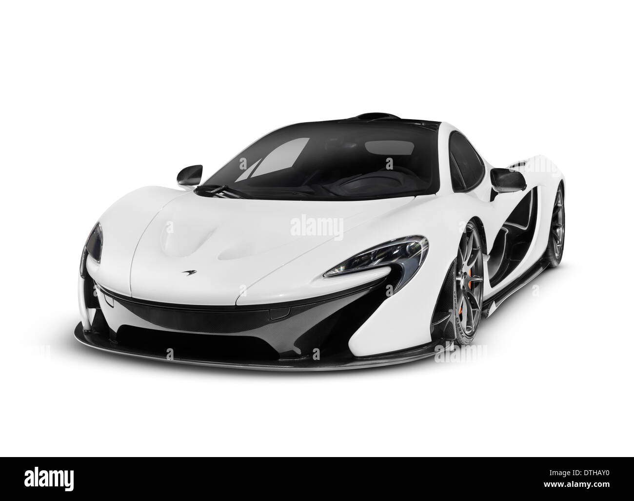 White Sports Car High Resolution Stock Photography And Images Alamy