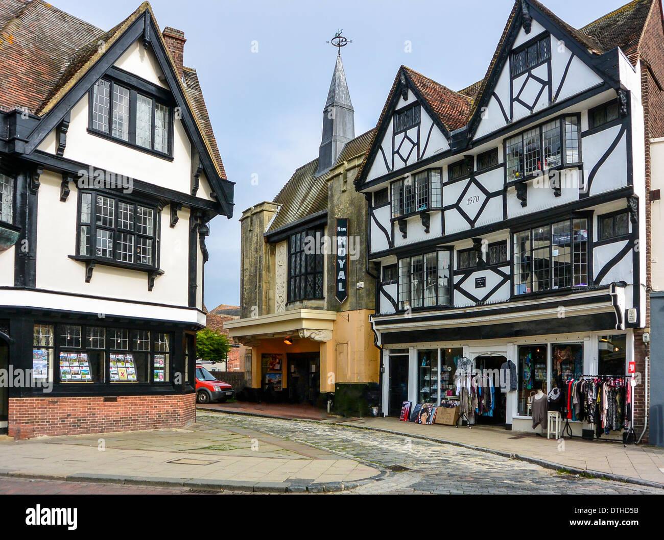 Faversham, Kent Stock Photo