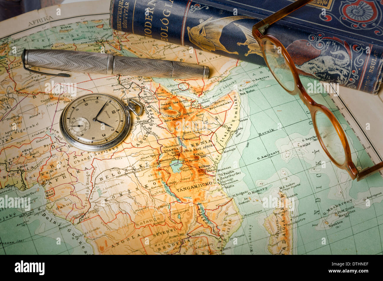 Old map of abyssinia stock photos old map of abyssinia stock old maps are large and interesting source of knowledge stock image publicscrutiny Image collections